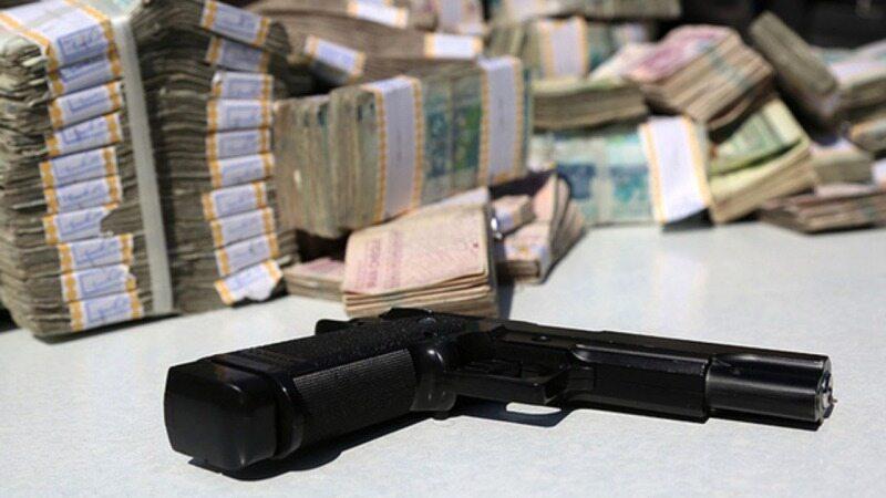 سرقت مسلحانه از بانک ملی در زاهدان