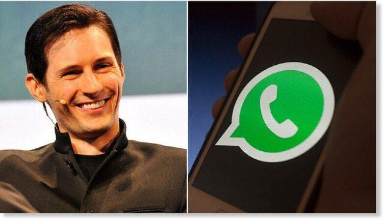 آیا واتساپ واقعا امن است؟