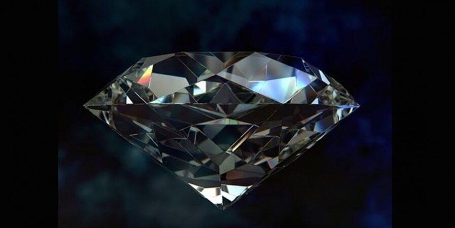 کشف الماس ۱۹۰ قیراطی در روسیه