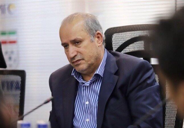 استعفای تاج از ریاست فدراسیون فوتبال