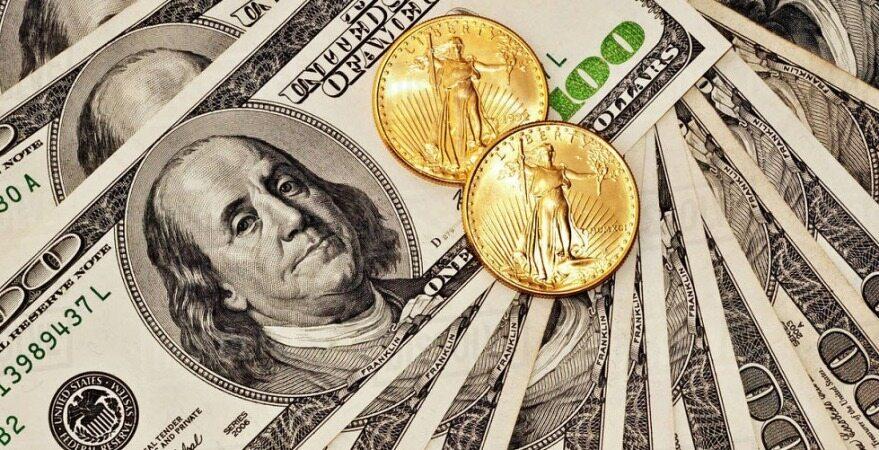 طلا 1520 دلاری و روز خوب دلار
