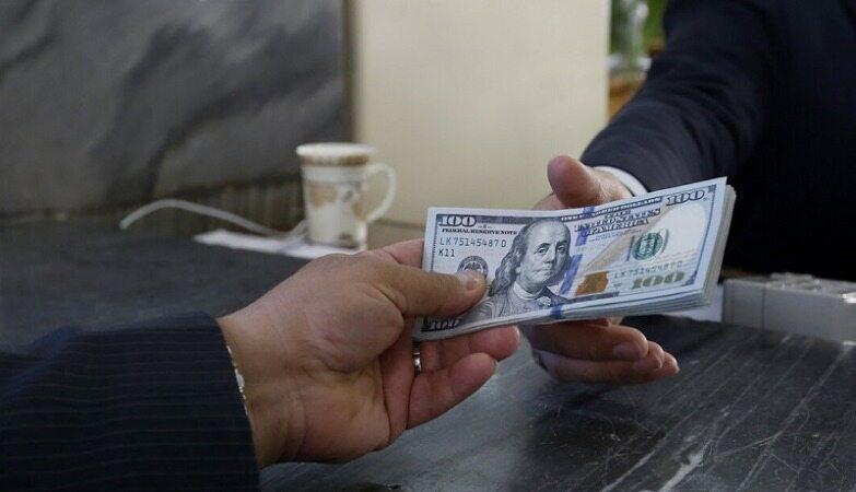 ريزش قطره اى نرخ ارز در صرافى ملى/نرخ ارزهای رسمی در ۲۴ دی ۹۸