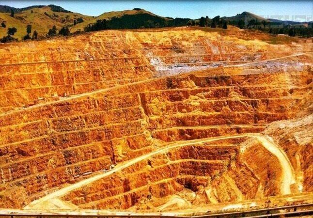تولید ۲۵۴ کیلوگرم طلا از معدن موته در ۹ ماه