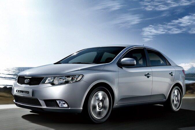 قیمت روز خودرو در ۲۵ دی/کیا سراتو ۲۰۰۰ (اتوماتیک)۳۴۱ میلیون تومان شد