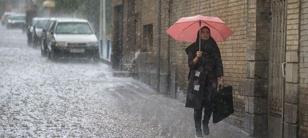 هواشناسی ایران ۹۸/۱۱/۱۶ برف و باران ۵روزه در مناطق مختلف کشور/ تهران شنبه بارانی میشود