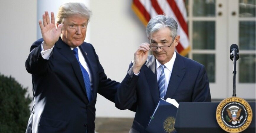 کاهش غیرمنتظره نرخ بهره فدرالرزرو/ والاستریت از سقوط بازگشت/واکنش ترامپ به کاهش نیم درصدی نرخ بهره