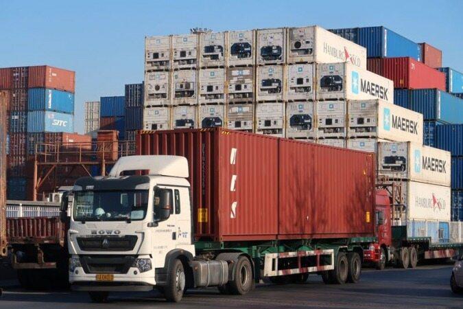افت شدید صادرات و واردات چین در ماه های ژانویه و فوریه