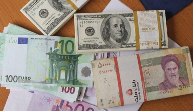 الگوی ۱۰ روزه نوسان دلار