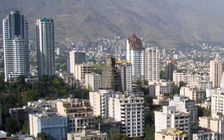کوچک شدن بازار مسکن در سال ۹۸/قیمت روزانه آپارتمان در مناطق مختلف تهران