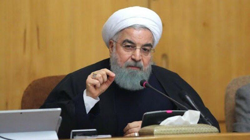 روحانی: دولت ٩٠ درصد هزینههای بیماران کرونایی را پرداخت میکند