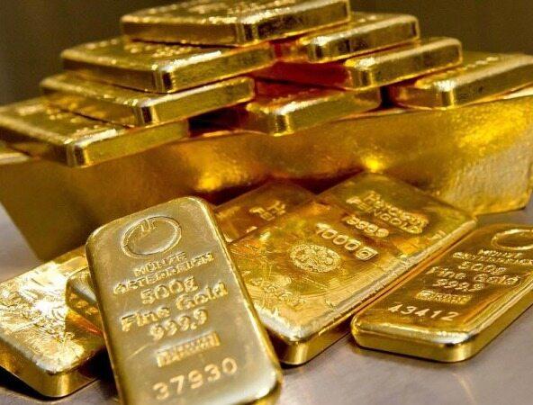 طلای جهانی به بالاترین رقم در یک هفته گذشته رسید
