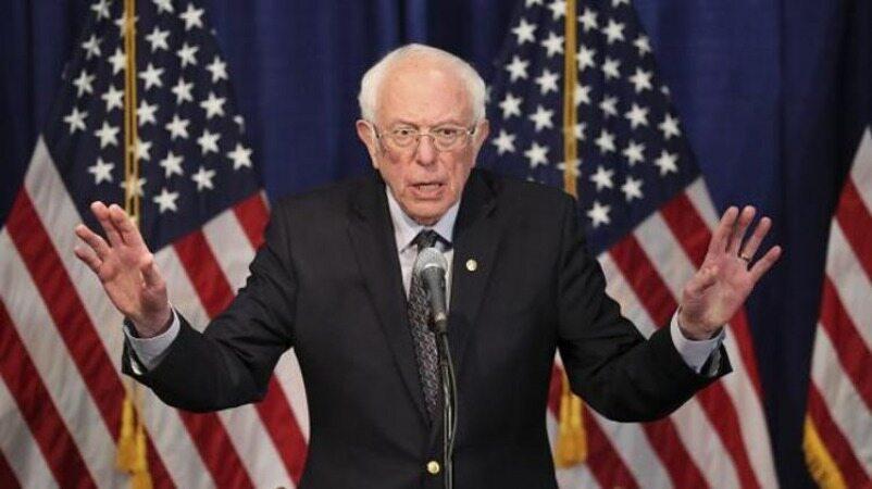 «برنی سندرز» از انتخابات ریاست جمهوری آمریکا انصراف داد