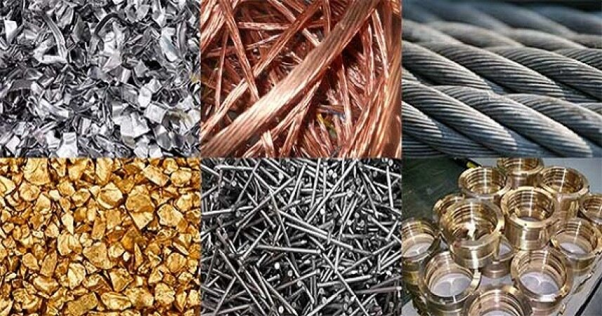 سقوط آزاد قیمت برخی فلزات اساسی+ جدول