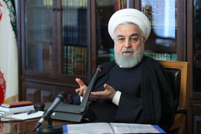 روحانی: اتمام پروژههای نیمه تمام با جدیت پیگیری شود