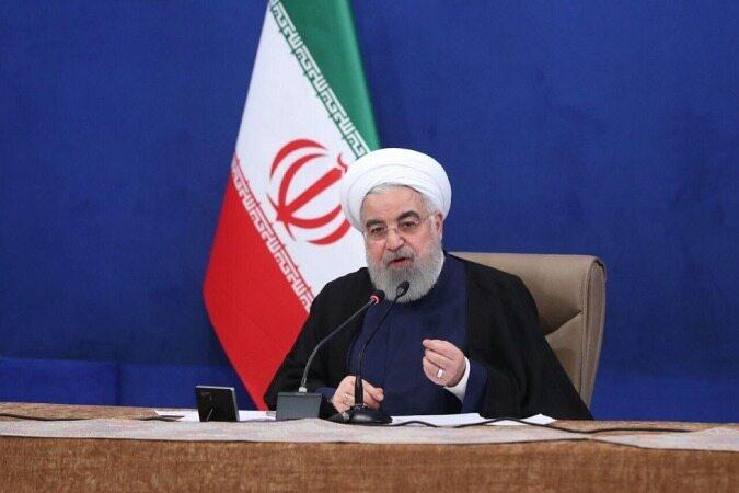 روحانی: شورای عالی بورس آیین نامه واگذاری سهام عدالت را تهیه کند