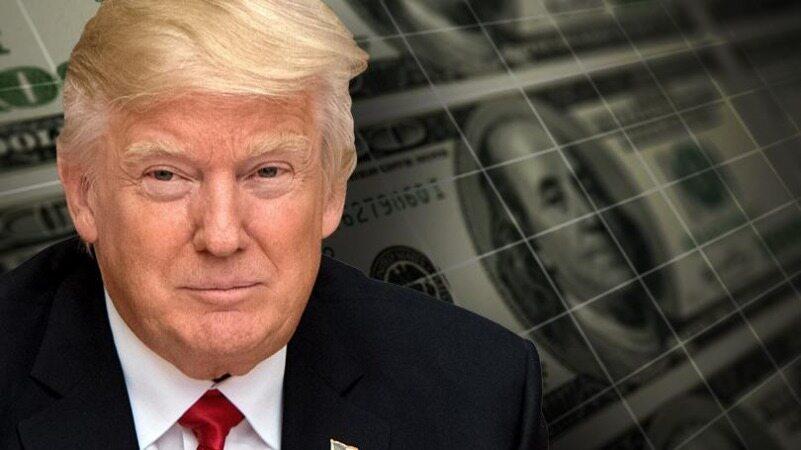 ترامپ: همه دوست دارند دلار داشته باشند!