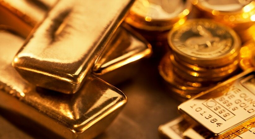 طلا به بالاترین رقم سه هفته گذشته رسید