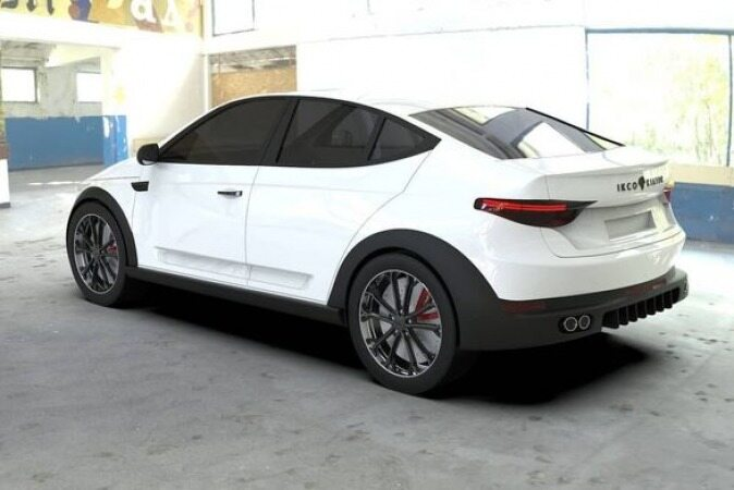 زمان رونمایی از خودرو کراس اوور K125 ایران خودرو مشخص شد