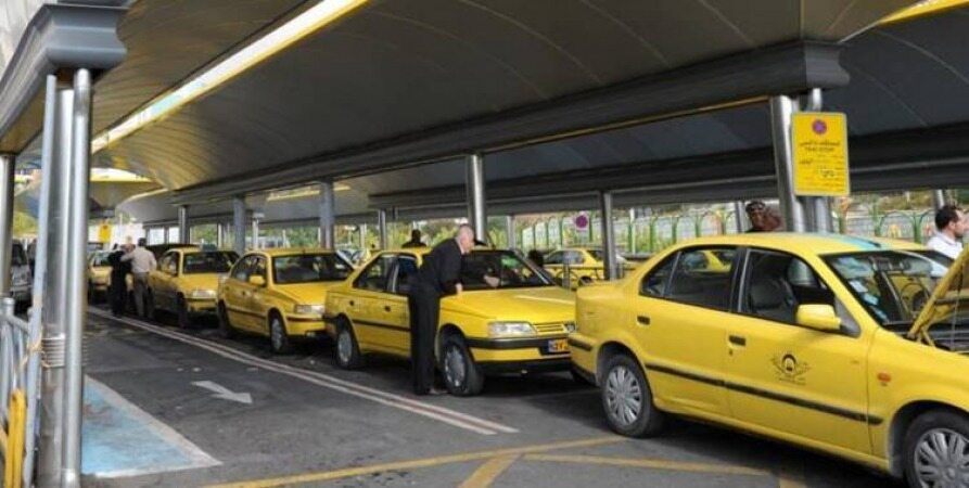 افزایش نرخ کرایه تاکسیهای تهران بعد از عید فطر