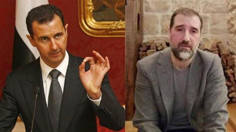 اختلافات خانوادگی در خاندان بشار اسد به کجا رسید؟