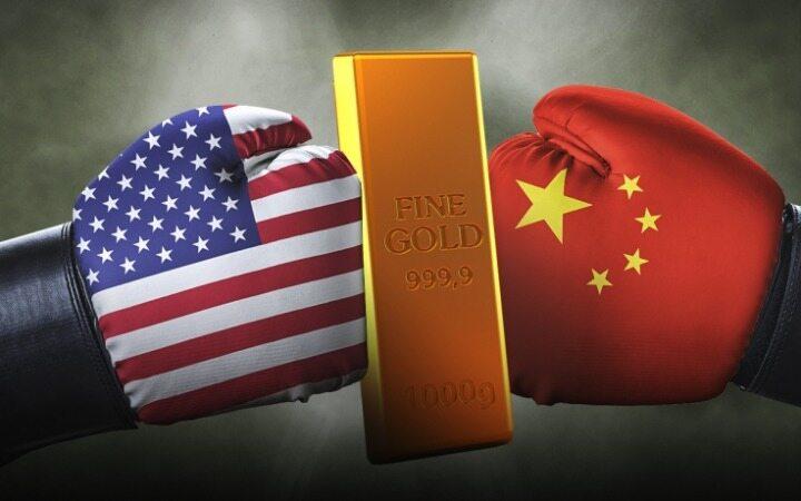 طلا در ماههای آینده به اوج قیمت می رسد/ اختلافات تجاری دو اقتصاد بزرگ جهان و  تاثیر آن بر فلز زرد و طلای سیاه