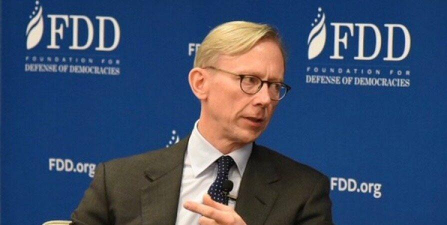 برایان هوک: فشار اقتصادی، انزوای دیپلماتیک و بازدازندگی نظامی اجزای راهبرد آمریکا در قبال ایران هستند