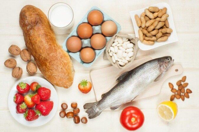 8 غذایی که می تواند باعث شود پف کنید!