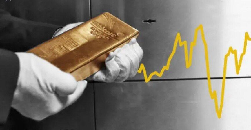 افت غیرقابل پیش بینی قیمت طلا+تحلیل تکنیکال