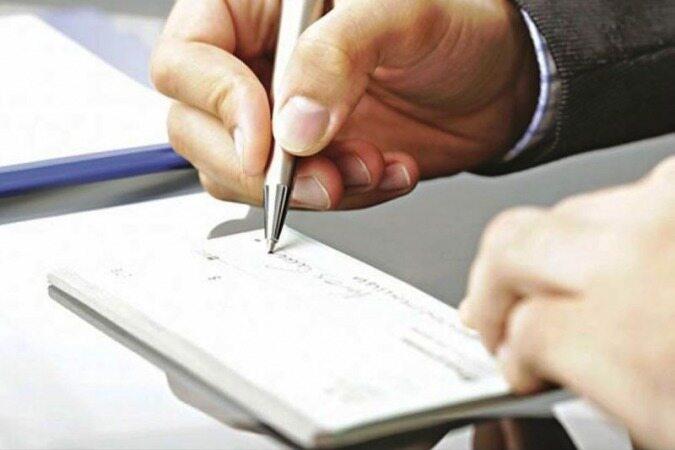 دارندگان چک برگشتی دوباره دسته چک میگیرند