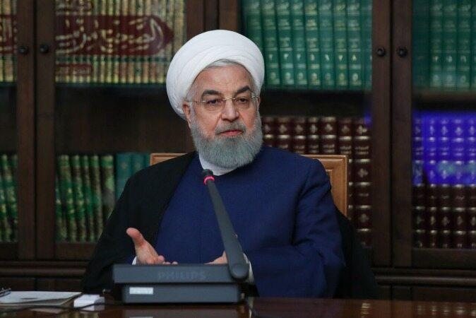 روحانی: بانک مرکزی حضور پرقدرت در تأمین ارز کالاهای ضروری را تداوم بخشد