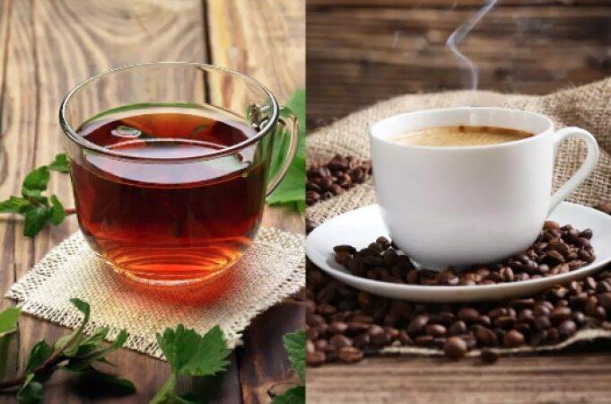 پاسخ به یک سؤال همیشگی: چای بهتر است یا قهوه؟