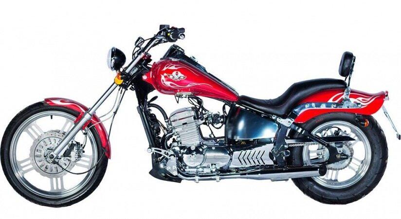 آخرین قیمت انواع موتورسیکلت