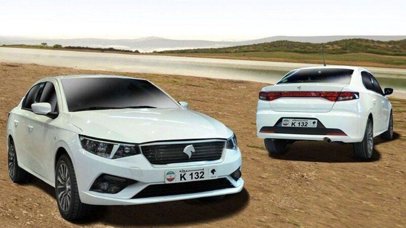 ایران خودرو شرایط فروش K132 را اعلام کرد+ قیمت و مشخصات  فنی