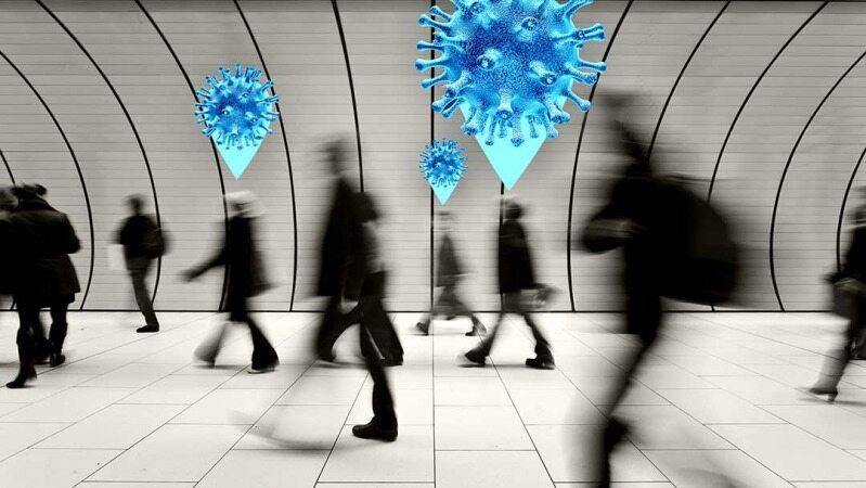 شناسایی ۶ گونه از ویروس کرونا و علائم هر کدام