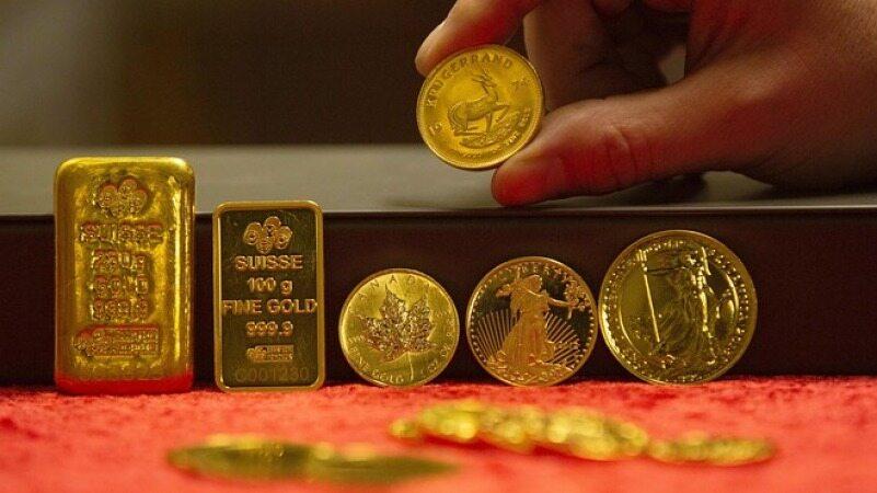 سقوط طلا واقعی نیست