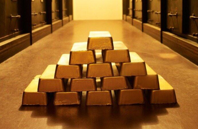 آخر هفته نزولی برای قیمت طلا