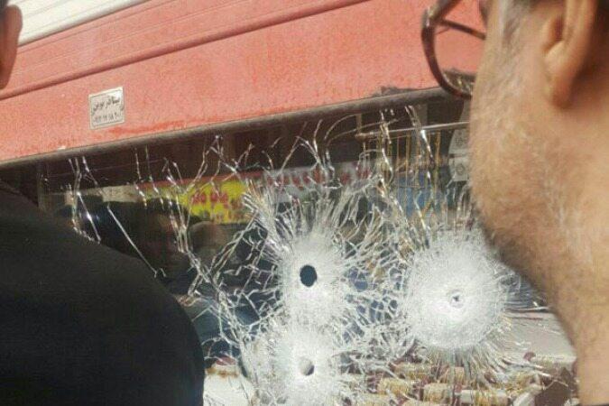 سرقت مسلحانه از طلافروشی در اسلامشهر