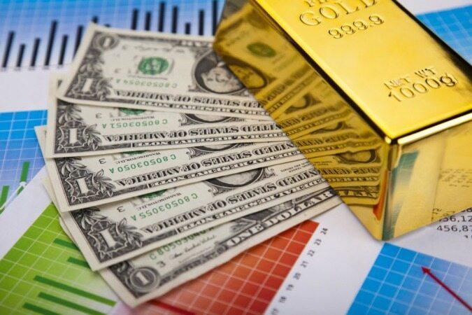 با شروع هفته شاهد ادامه سقوط طلا خواهیم بود یا افزایش آن؟