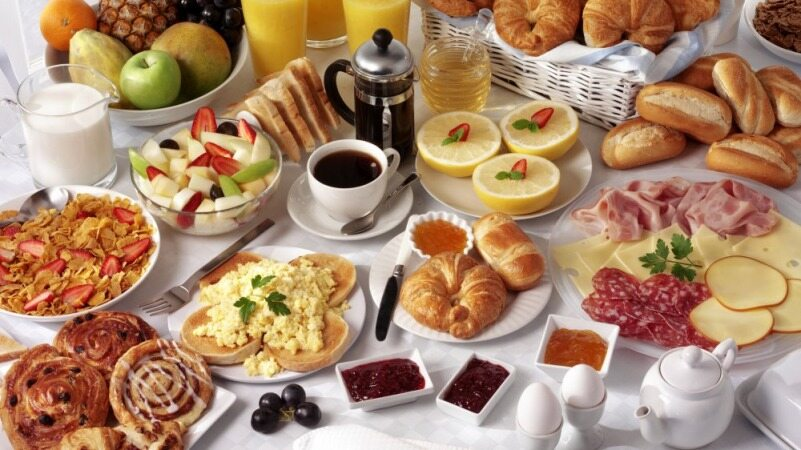 این صبحانه در عرض 1 ماه لاغرتان میکند