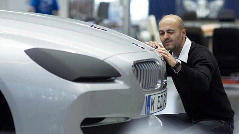 با سلاطین ایرانی طراحی خودرو در اروپا آشنا شوید+فیلم