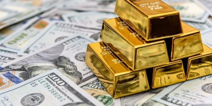 طلا در انتظار سقوط بزرگ