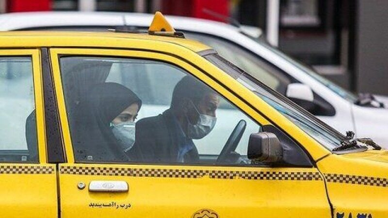 تاکسیها همچنان ۳ مسافر سوار کنند
