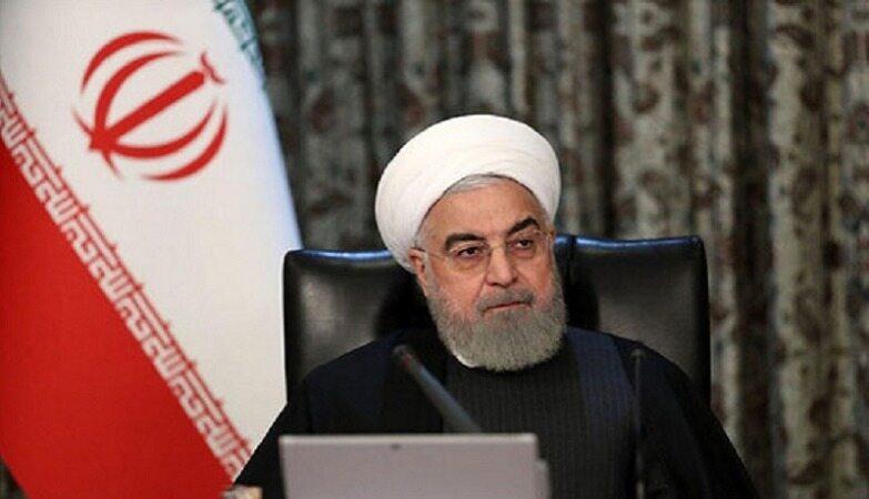 روحانی: از الان پیروزی ملت ایران را در روزهای شنبه و یکشنبه هفته بعد تبریک میگویم
