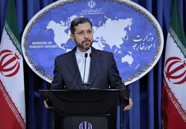 سخنگوی وزارت خارجه: پیام تهران به واشنگتن روشن است، آمریکا دست از یاغیگری بردارد