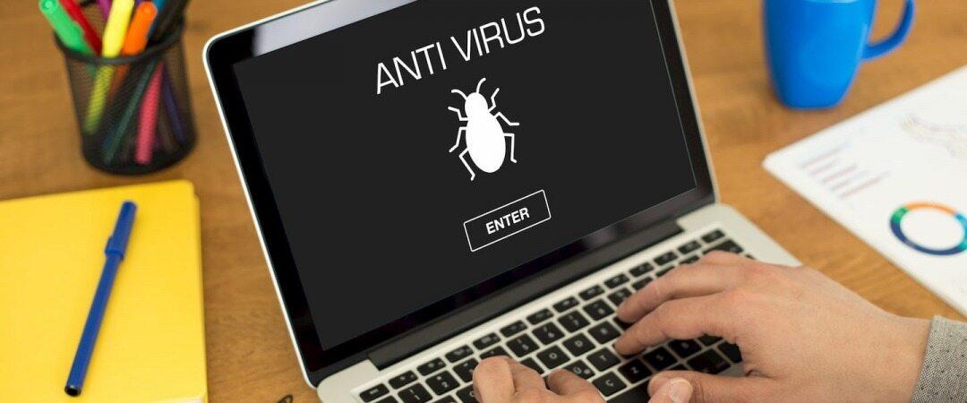 هشدار: بر روی لپتاپ، کامپیوتر و گوشی خود آنتی ویروس نصب نکنید