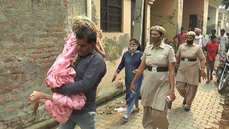 زنی که ۱۸ ماه همسرش او را در توالت زندانی کرد!