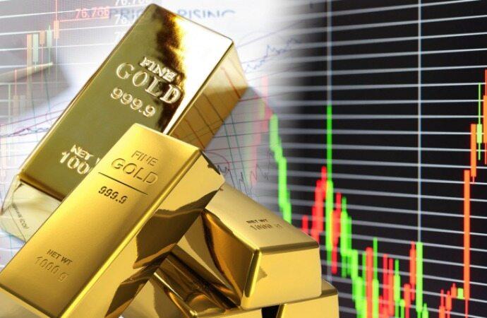 ریزش قیمت طلا و افزایش قطعی قیمت طلا در بلند مدت