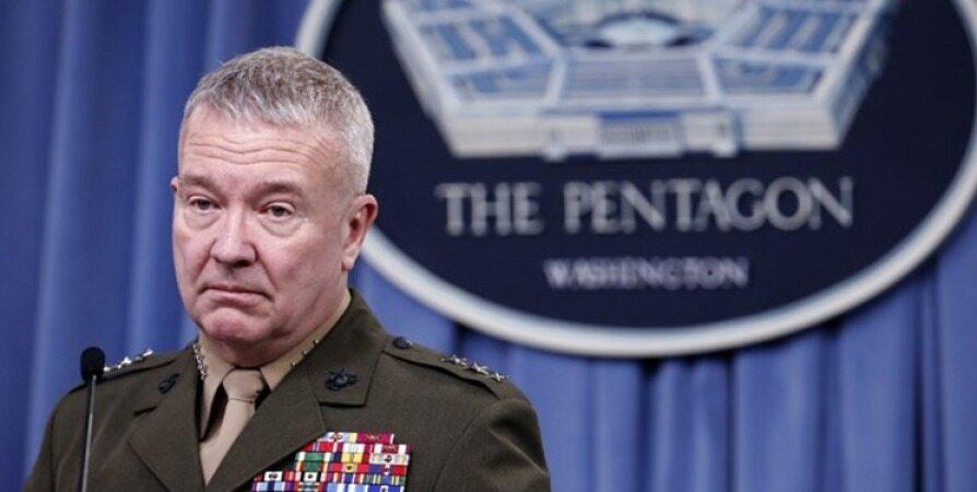 فرمانده تروریستهای سنتکام: دنبال جنگ با ایران نیستیم
