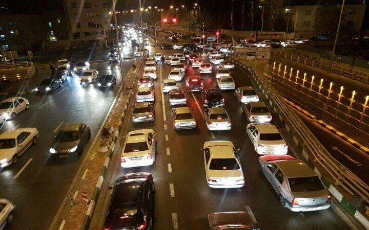 چگونگی جریمه ماشینها بعد از ساعت 21