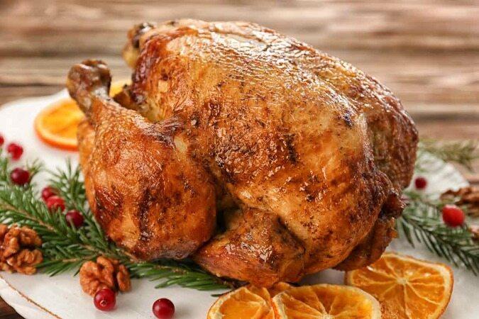 گوشت بوقلمون، بهترین  گوشت سفید که حتی از میگو نیز بهتر است